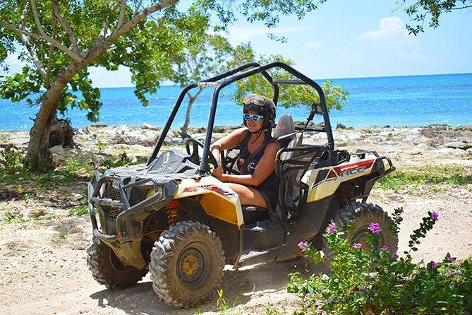 Negril Superdeal: Zipline, Safari Ride, and ATV Off-Road Adventure