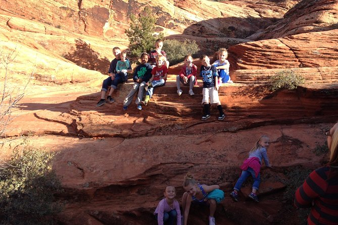 Grand Canyon Tour from St George Utah