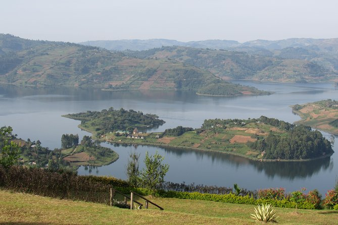 Lake Bunyonyi and Kabale Boda-Boda Day Tour from Kabale