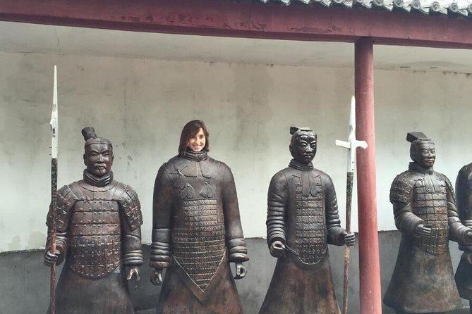 Xian Group Tour: Discover Qin Dynasty at Terracotta Army Museum