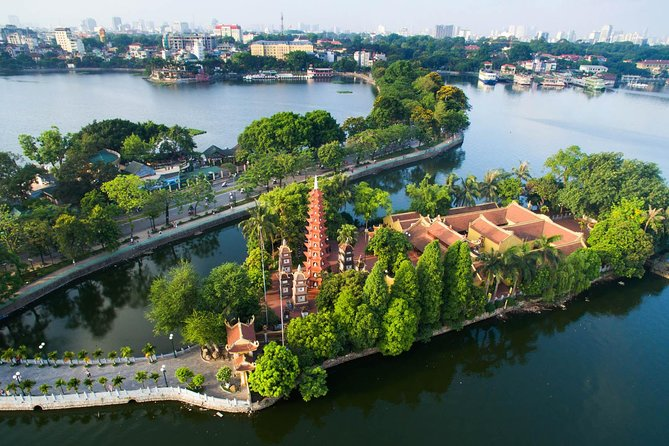 Hanoi City One Day Excursion