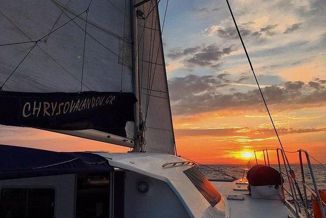 Agia Kiriaki - Kleftiko - Adamas (Half day cruise) Sunset cruise