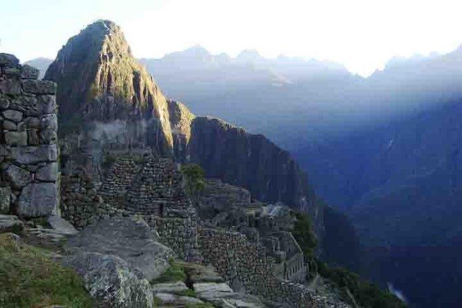Machu Picchu in One Day from Cusco