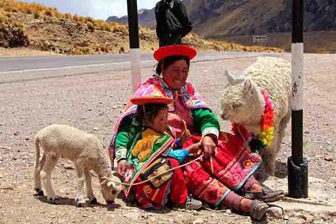 Cusco to Puno via Andahuaylillas and Raqch'i
