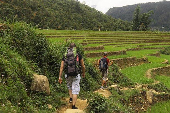Sapa: tour di trekking in famiglia di 2 giorni
