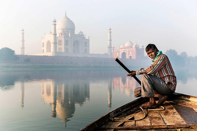 Private 5 Days Golden Triangle Tour of India - Delhi, Agra and Jaipur