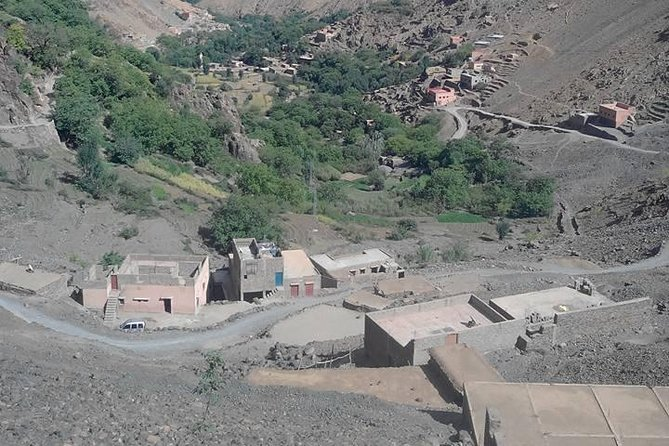 Private Day trip from Marrakech to Imlil & the atlas mountains