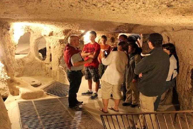 Full-Day Cappadocia Tour with Kaymakli Underground City and Traditional Villages photo 1