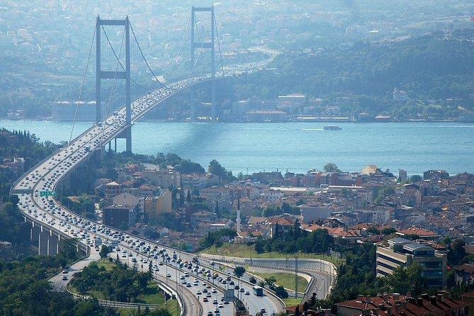 Full Day Istanbul Bosphorus Cruise Tour