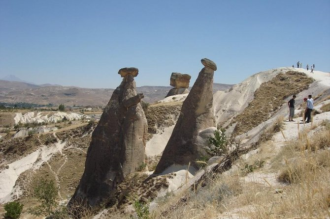 Goreme Open Air Museum and All Highlights of North Cappadocia