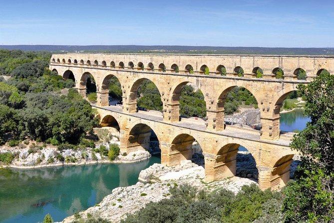 Half-Day Provence Pont du Gard and Wine Tasting Tour from Avignon