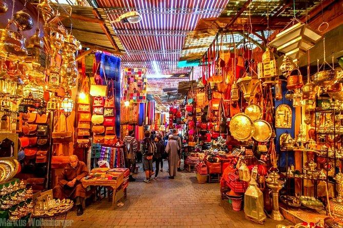 Tour guiado de medio día por Marrakech