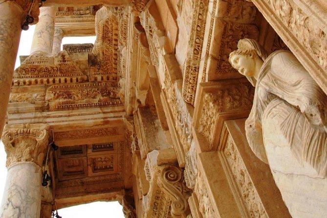 Ephesus Small-Group 6-timmars Shore Excursion från Kusadasi
