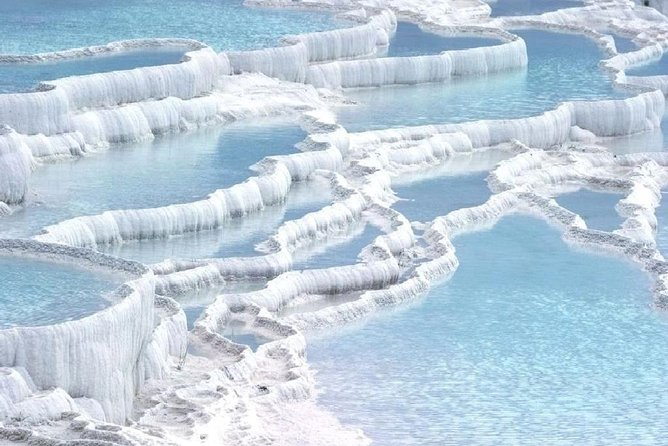 Pamukkale Small Group Tour from Selcuk photo 1