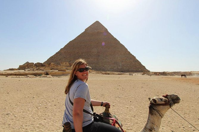 Budget Private 3 - Day tours Visiting the Pyramids Cairo and Alexandria photo 1