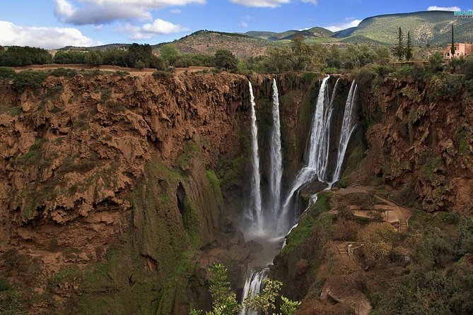 Ouzoud Waterfalls Guided Day Tour from Marrakech