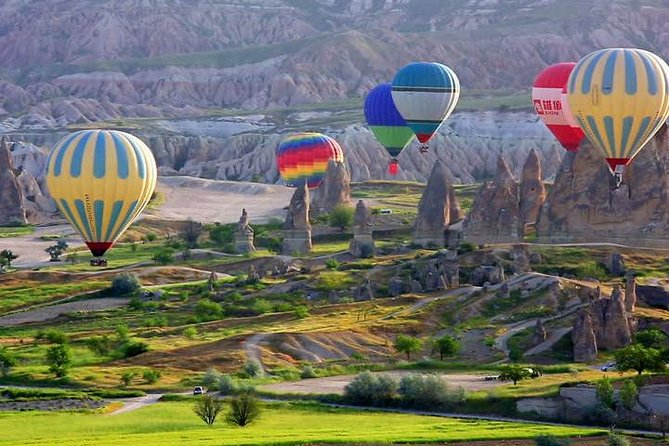 Istanbul to Cappadocia Package Tours