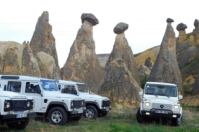 Cappadocia Jeep Safari photo 1