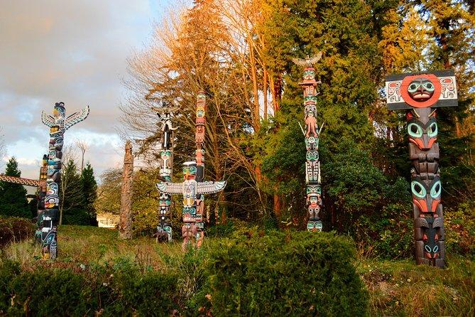 Excursão turística e fotografia em Vancouver