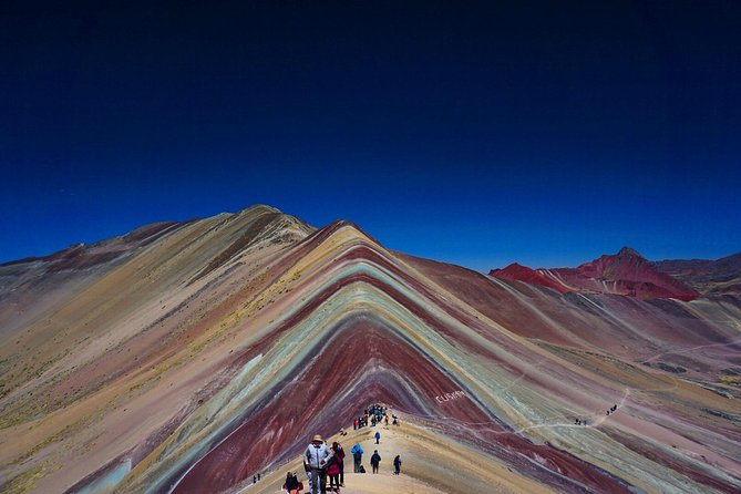 Shared Rainbow Mountain Tour From Cusco: Vinicunca Rainbow Mountain
