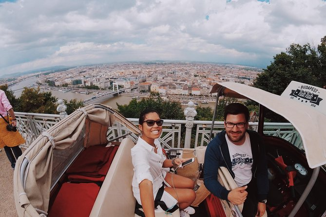 Budapest Solo Tour - Discover the city on a TukTuk with you private guide photo 1