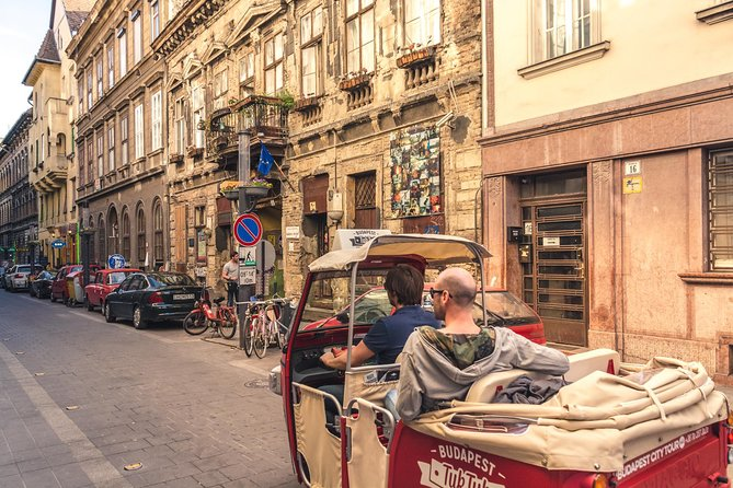 Budapest Solo Tour - Discover the city on a TukTuk with you private guide photo 7
