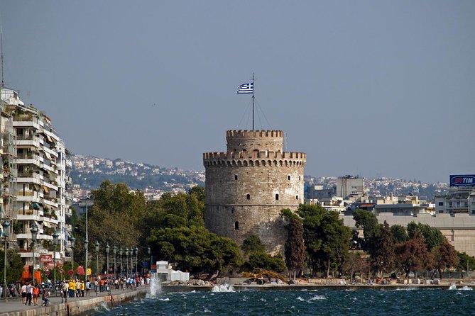Thessaloniki Sightseeing Hoogtepunten Halve dag tour met kleine groepen