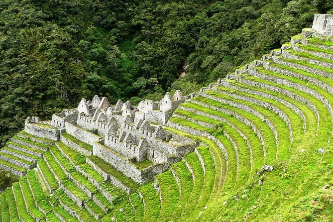1 Day Hike on the Inca Trail + 1 Day in Machupicchu: Private 2 days Tour
