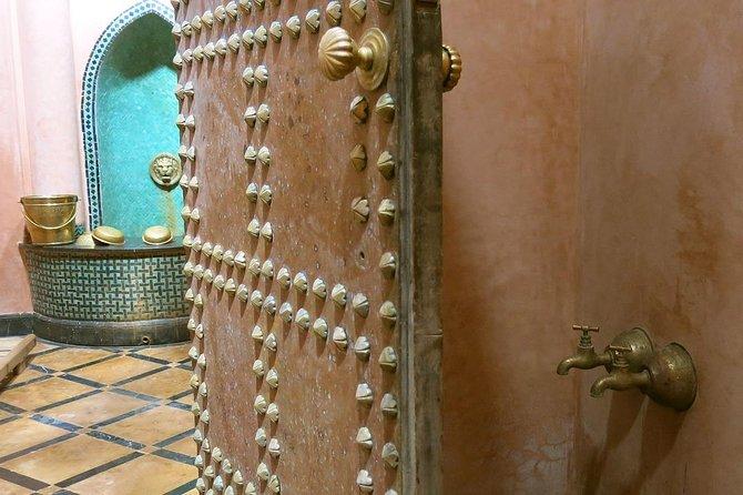 Experiencia Hammam egipcia tradicional de 4 horas para mujeres en El Cairo