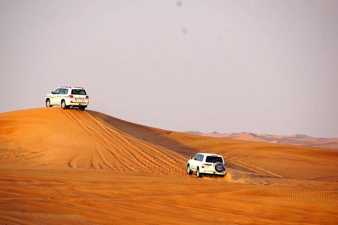 Super Desert Safari Tour from Hurghada by 4x4 Jeep