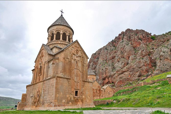"Group Tour: Khor Virap, Noravank, Hin Areni (wine tasting), ancient ""Birds-Cave"""