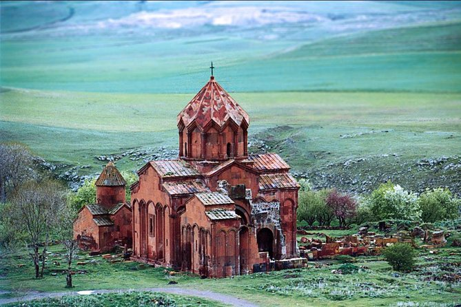 Group Tour: Dashtadem Fortress, Gyumri Old Town, Black Fortress, Marmashen