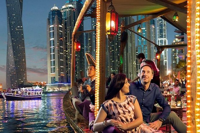 Dinner at Dubai Marina (Weddings & Honeymoon)
