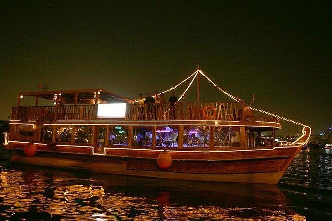 Dinner at Dubai Creek (Tours & Sightseeing )