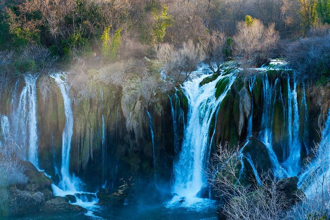 Mostar and Kravice Waterfalls from Dubrovnik