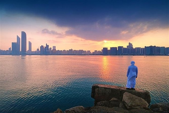 Abu Dhabi sharing City Tour - A journey to The Capital(Private & custom tours )