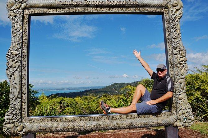Excursão diurna para a Praia de Piha e floresta tropical