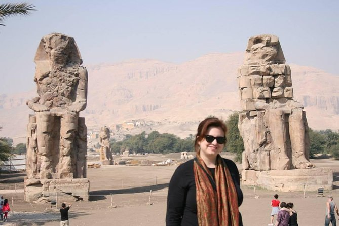Guided Tours to West Bank Hatshpsut Temple Valley of the King Full Day in Luxor