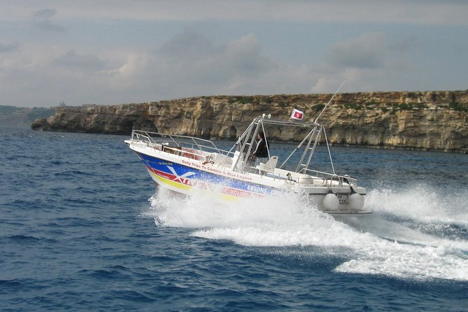 Combination Tour of Powerboat & Jeep - Gozo & Comino