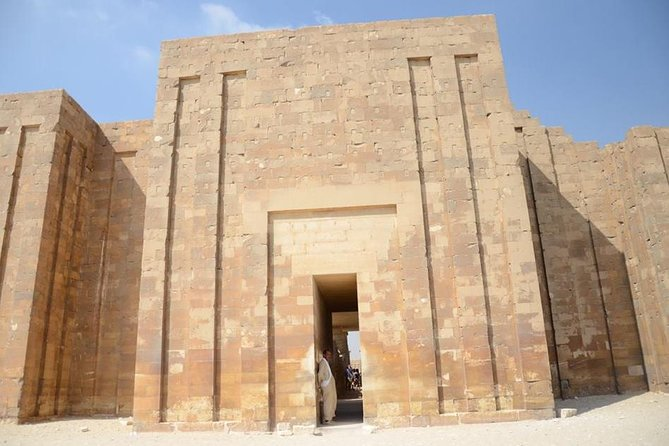 Guided Tour to Giza Pyramids, Sphinx, Sakkara, and Memphis photo 13