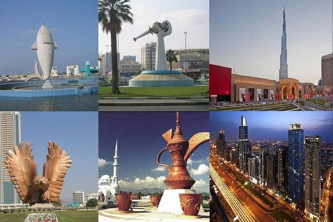 Dubai City Tour With Dhow Cruise Marina