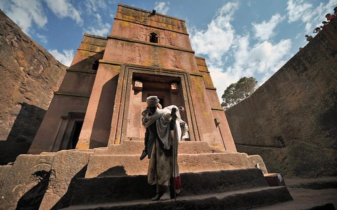 Lalibela Rock Churches Guided Tour