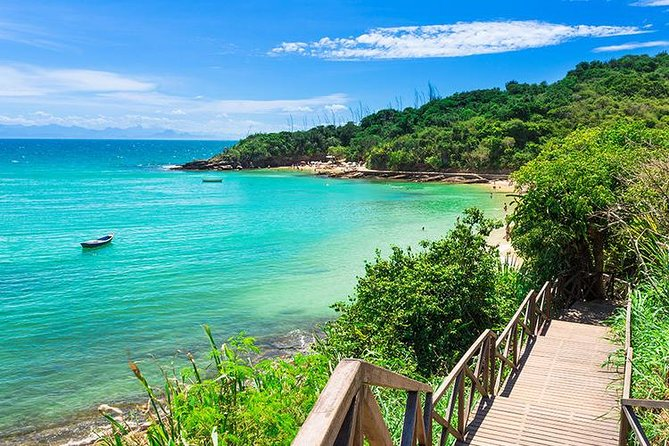 Brazilian Saint Tropez- Buzios Beach Full Day Tour