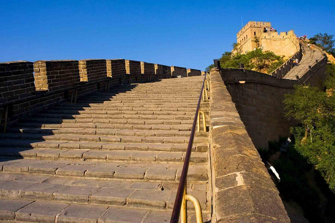 Coach Day Tour of Badaling Great Wall and Ming Tombs From Beijing