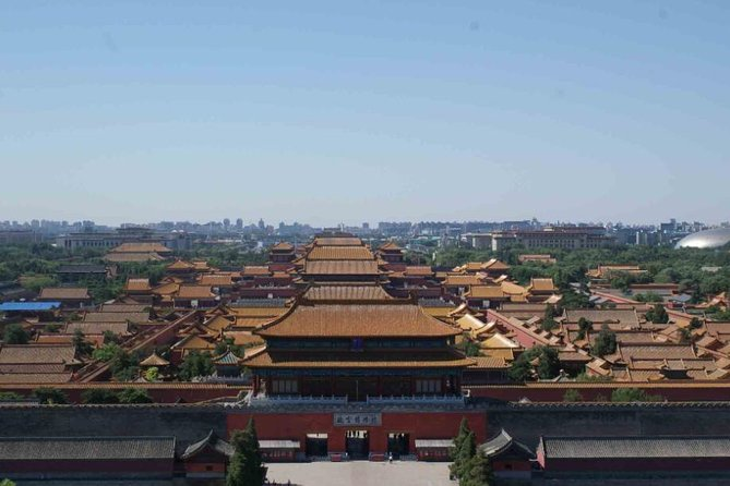 Group Day Tour: The Forbidden City, Temple of Heaven and Summer Palace photo 7