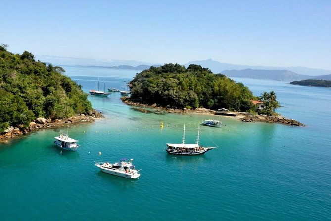 Angra dos Reis and Ilha Grande Day Trip from Rio