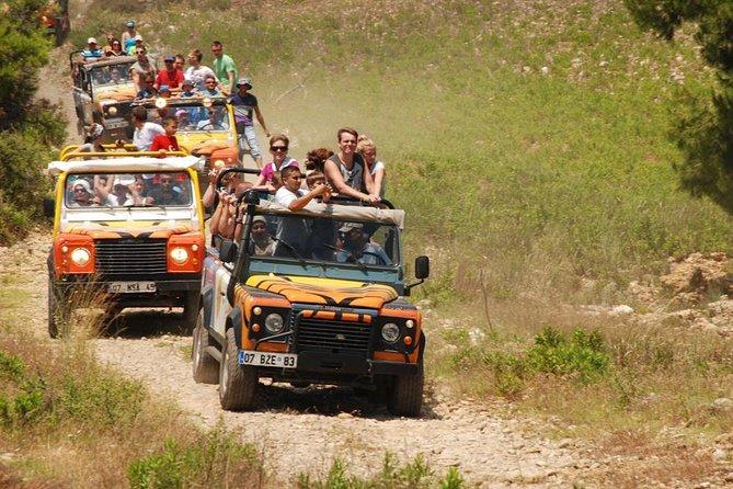 Jeep Safari around Didim with lunch