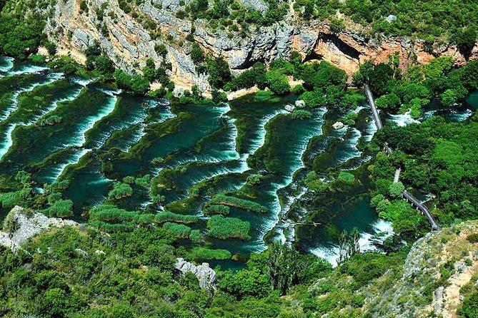 Krka Waterfalls Day Trip from Makarska Riviera