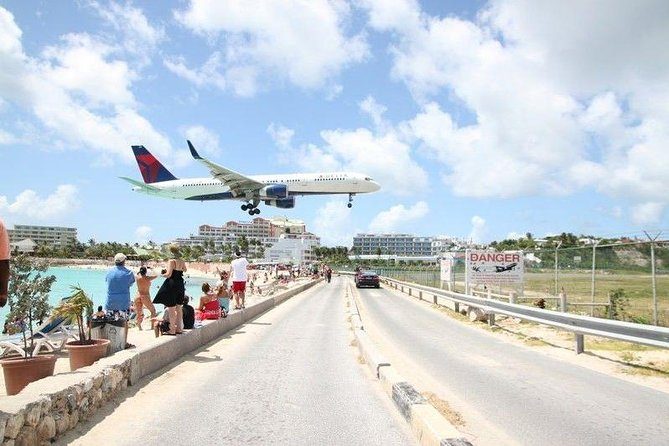 St Maarten Island Sightseeing Tour Including Orient Bay