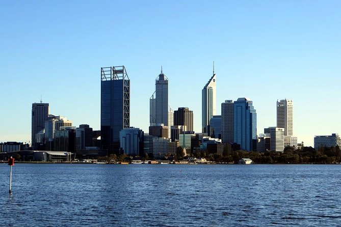 Perth, Kings Park, Swan River and Fremantle